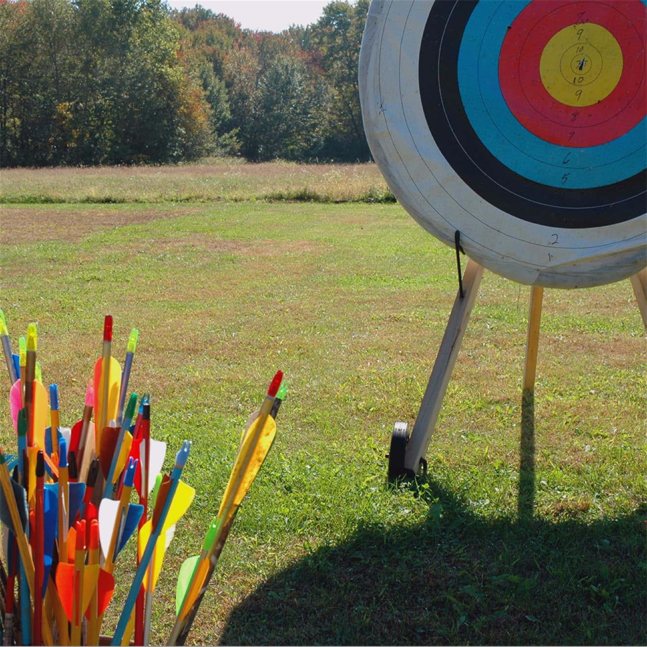 Activities Archery at Bovey Castle 01
