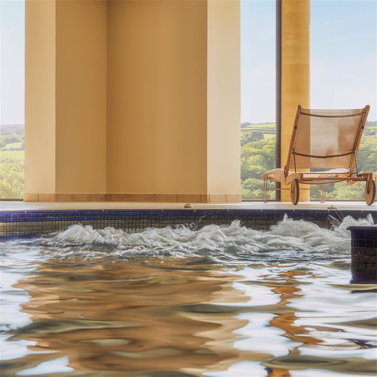 Activities Spa Facilities at Bovey Castle 01