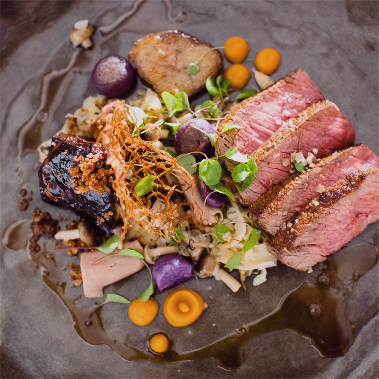 News Award winning fine dining at Bovey Castle 01
