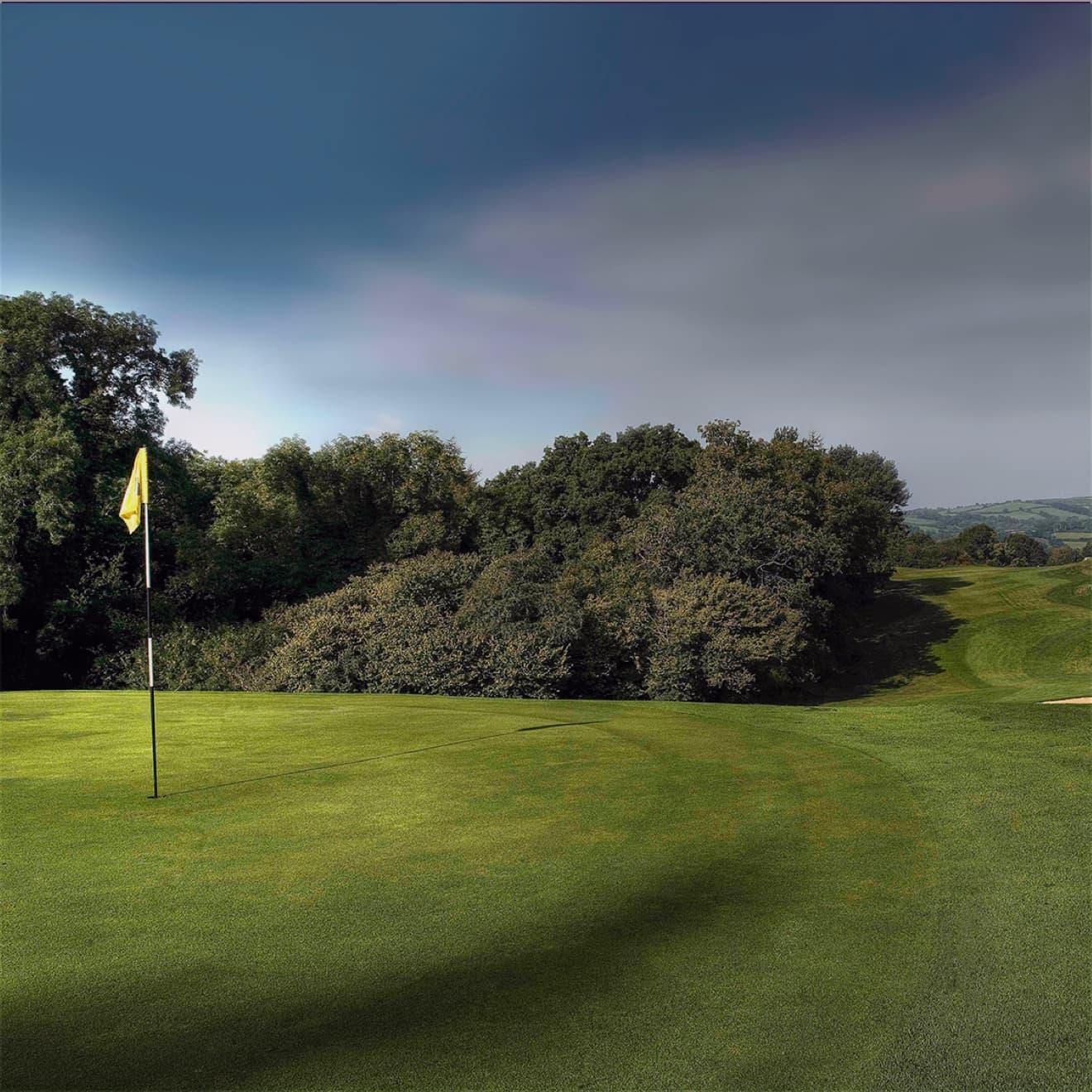 News The Bovey Castle 18 Hole Championship Golf Course Devon 01