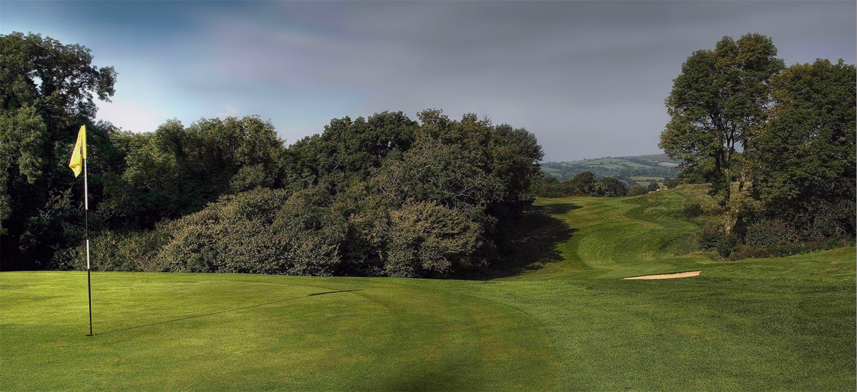 News The Bovey Castle 18 Hole Championship Golf Course Devon 02