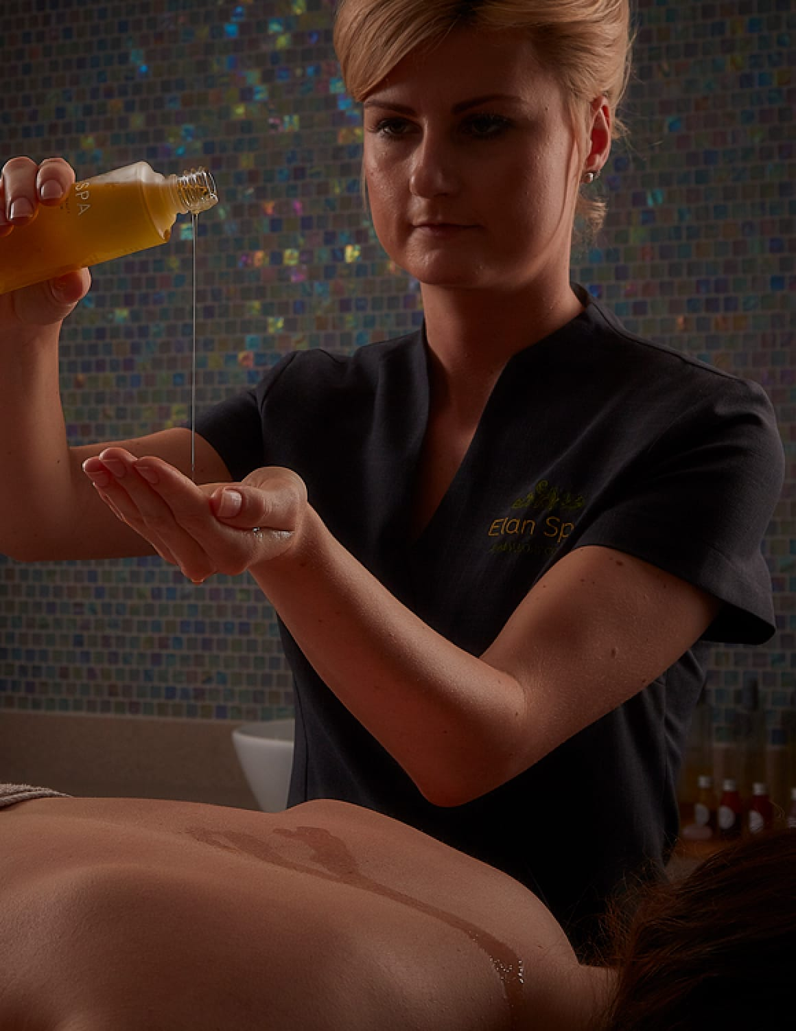 Book a Bovey Castle spa day.