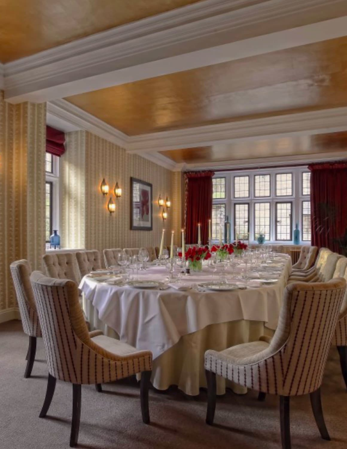 private dining bovey room