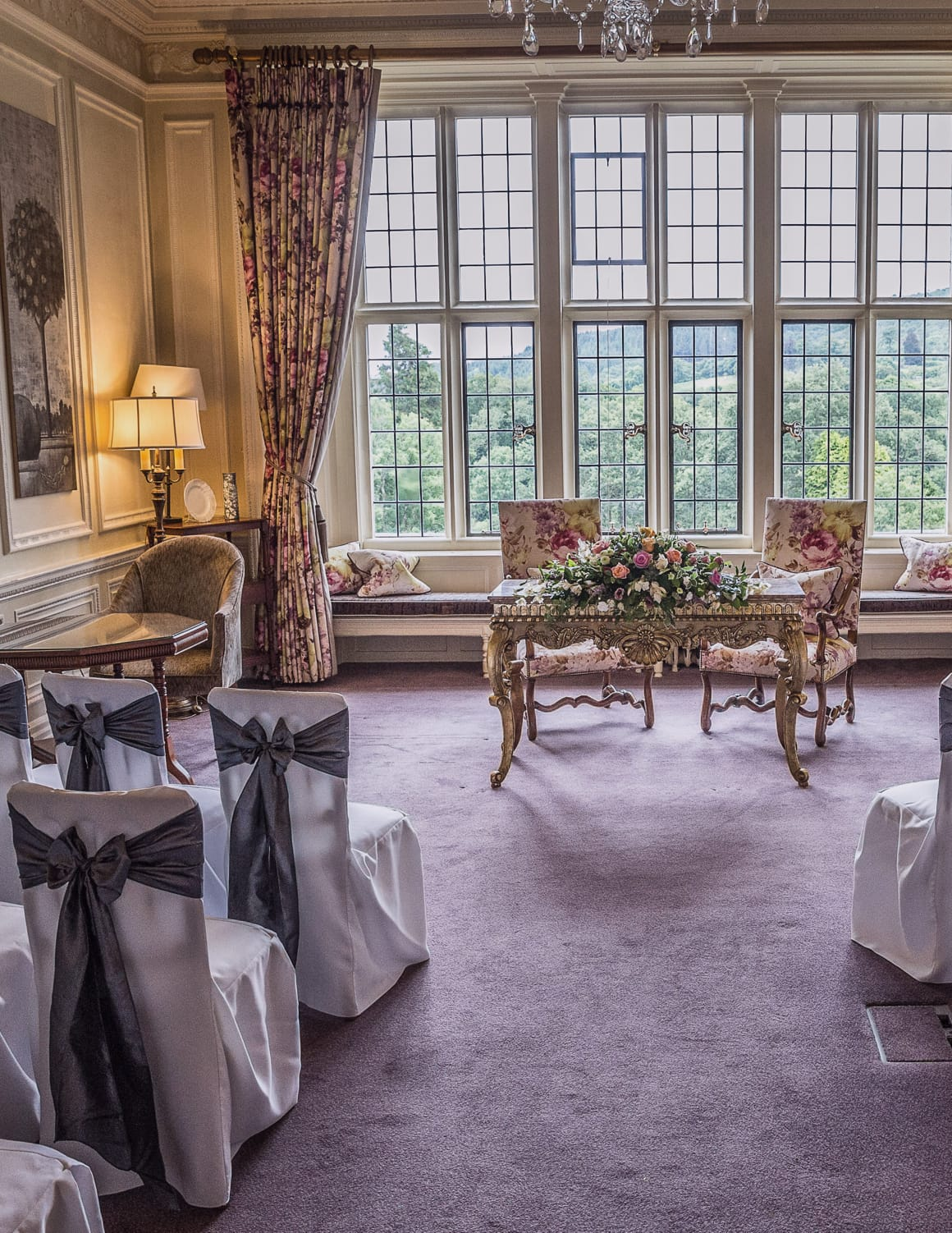 book your bovey castle wedding today