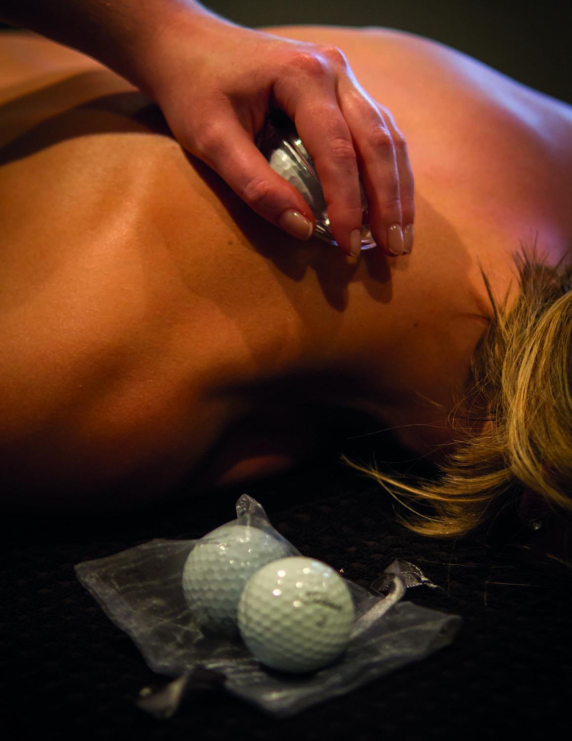 Bovey Golf Massage