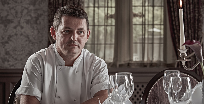 mark budd head chef bovey castle