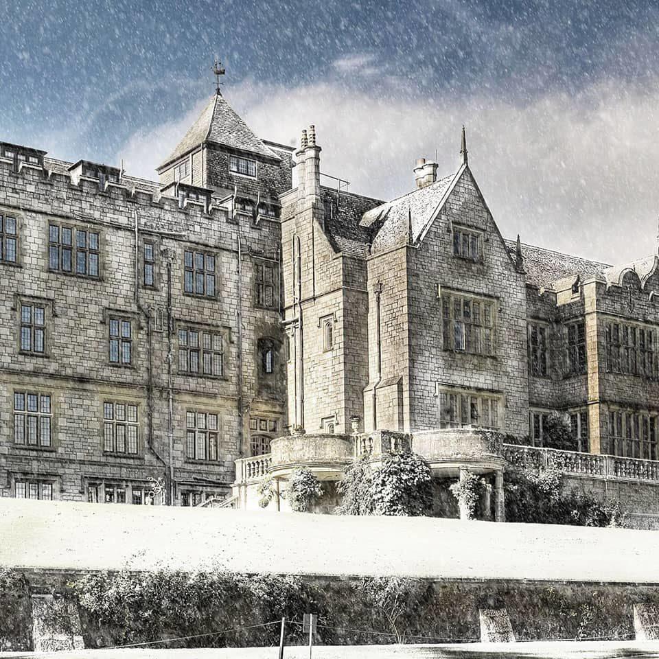 Bovey Castle Christmas