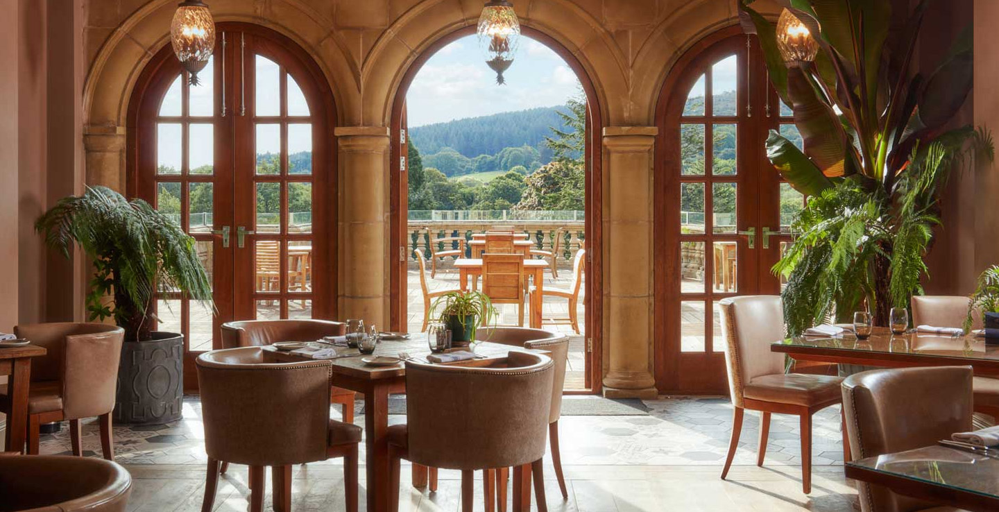 hotel staycation autumn dining offers